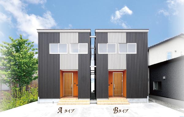 2棟1棟住宅テラスハウス